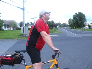 YM en vélo