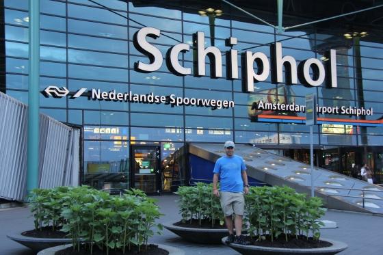 aéroport Amsterdam